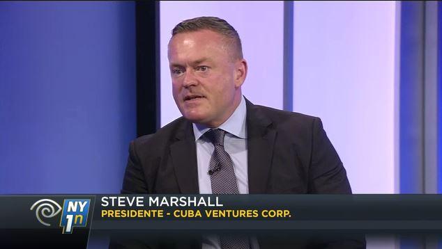 Cuba Ventures Corp Steve Marshall